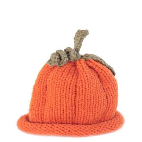 "Pumpkin Hat for Your Little ""Punkin"" - Chizipoms"