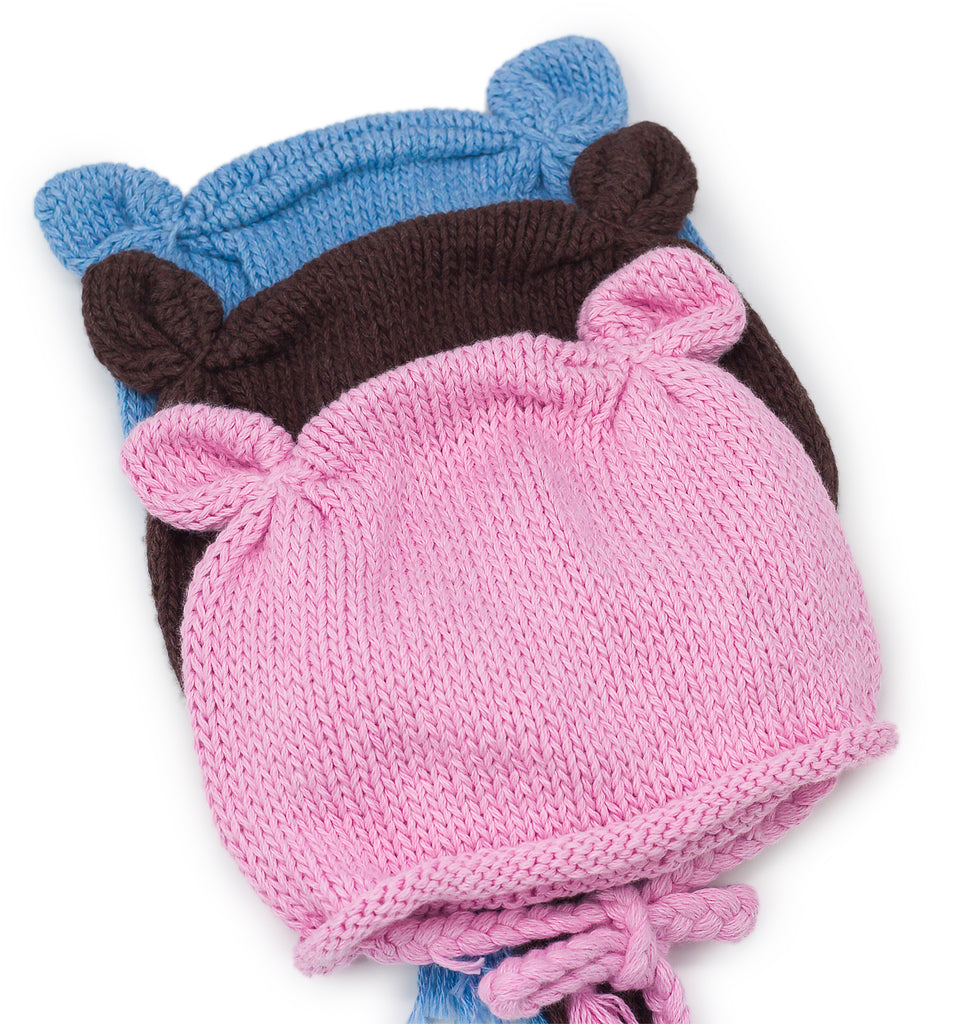 """Beary"" Beautiful Baby Hat - Chizipoms"