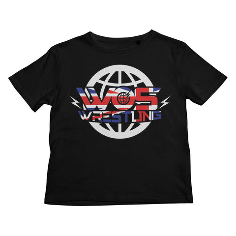 WOS UNION JACK Standard Kids T Shirt