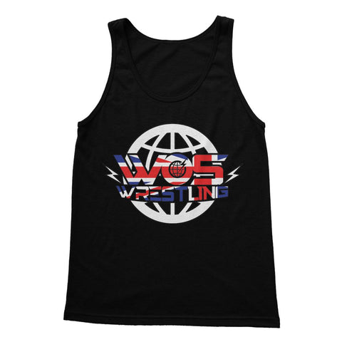 WOS UNION JACK Softstyle Tank Top