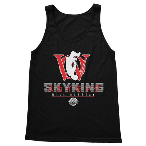 "Will Ospreay ""Sky King"" Softstyle Tank Top"