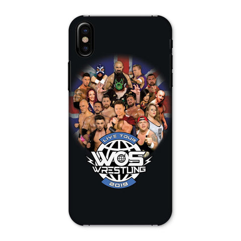 WOS UK Tour 2019 Phone Case