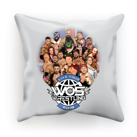 WOS UK Tour 2019 Cushion
