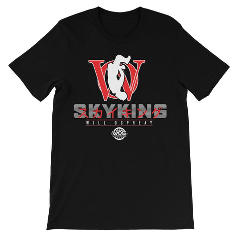 "Will Ospreay ""Sky King"" Kids T-Shirt"