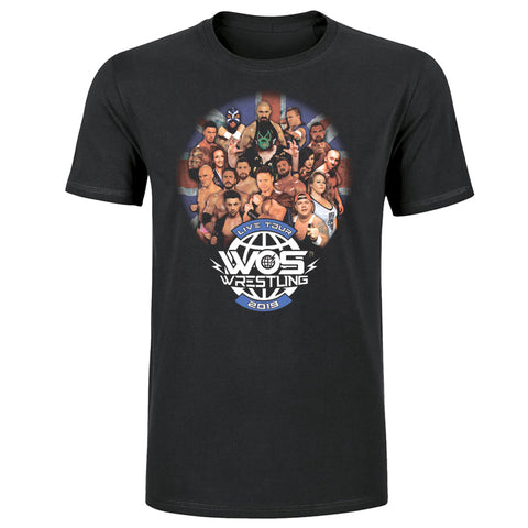 WOS 2019 UK Tour T-Shirt