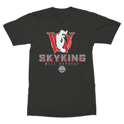 "Will Ospreay ""Sky King"" T-Shirt"