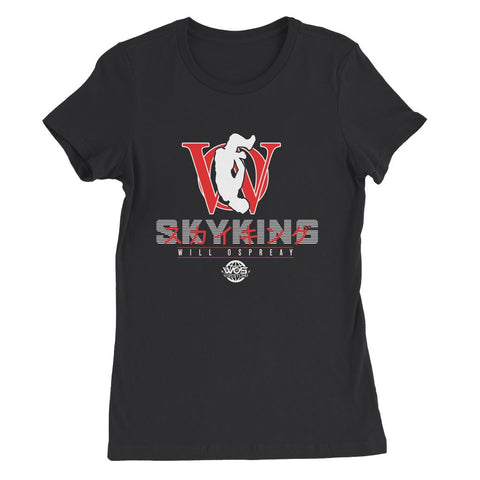 "Will Ospreay ""Sky King"" Womens Favourite T-Shirt"