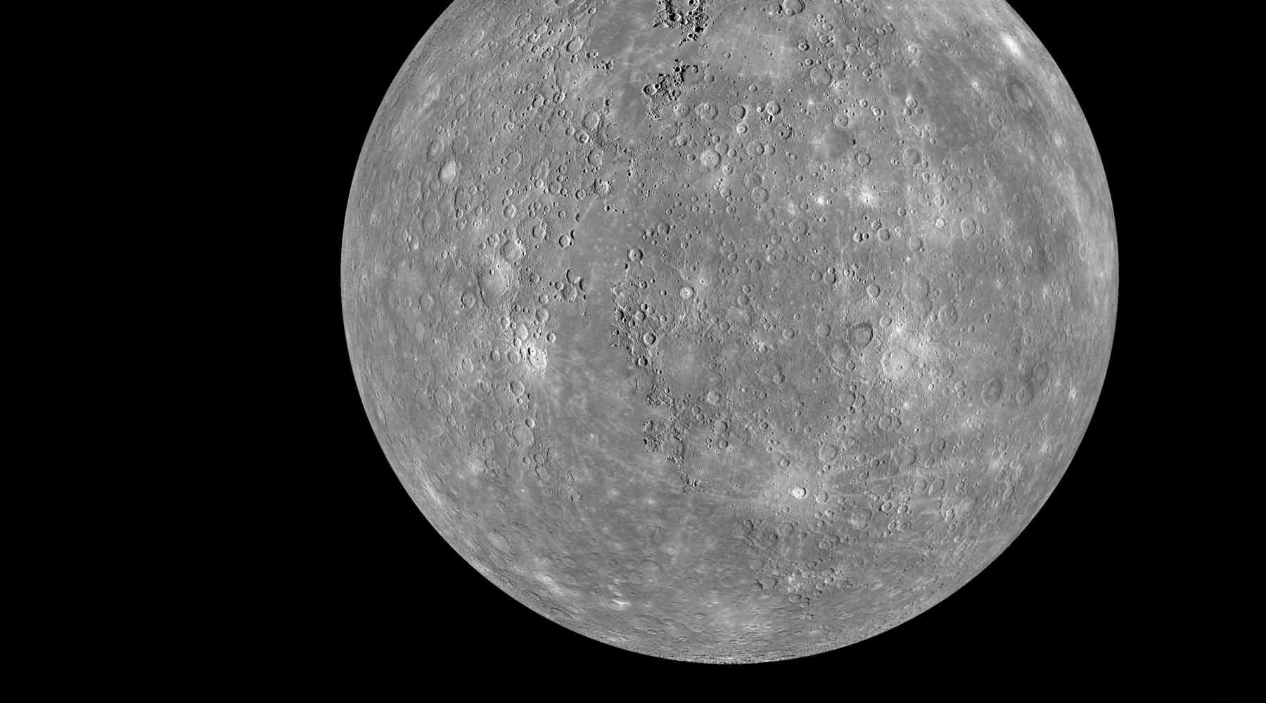 Mercury in Vedic Astrology - Original photo by NASA, Johns Hopkins University Applied Physics Labratory, Carnegie Institution of Washington