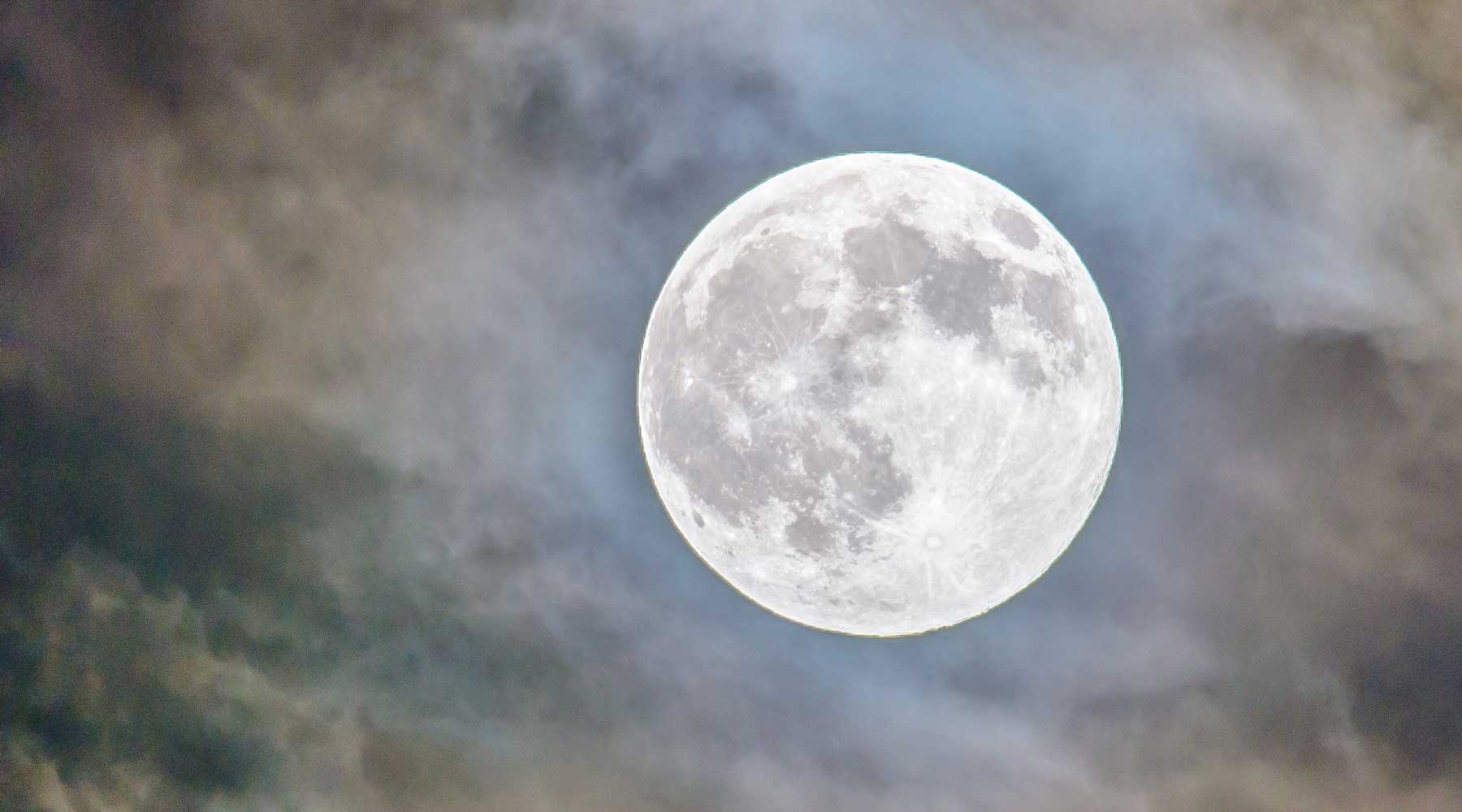 the meaning of the moon in Vedic astrology