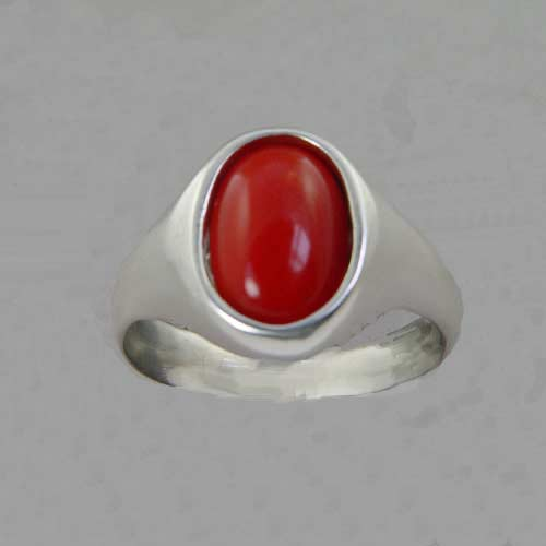 Custom astrological ring
