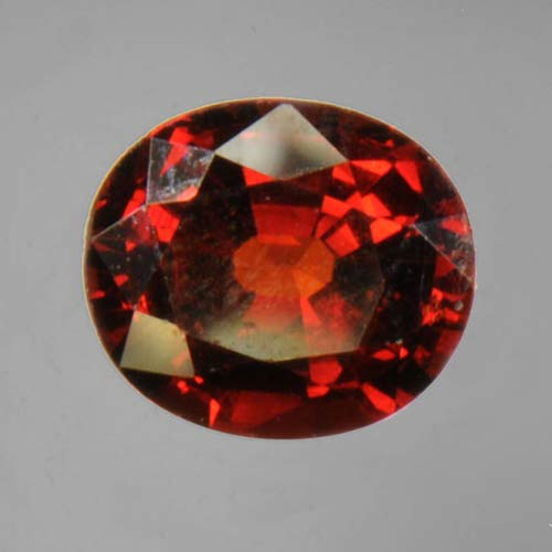 Red Spessartite Garnet 2.21 ct