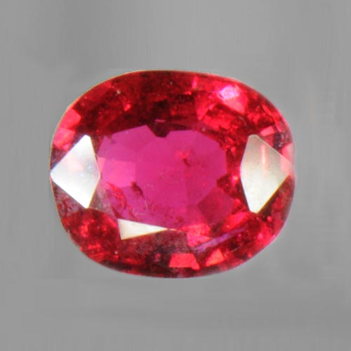 Red Spinel - Gemstone for the Sun in Vedic Astrology