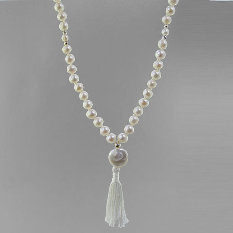 Pearl Malas for the Moon