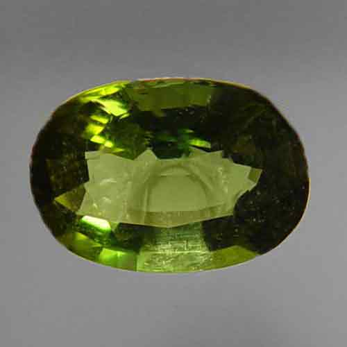 Green Tourmaline 2.50 ct
