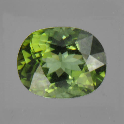Green Tourmaline 2.72 ct
