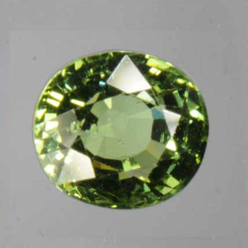 Green Tourmaline 4.76 ct