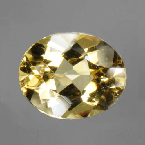 Yellow Beryl 3.90 ct