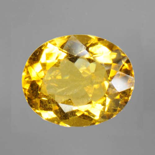 Yellow Beryl 4.09 ct
