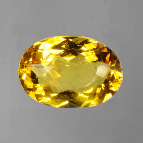 Yellow Beryl 5.33 ct