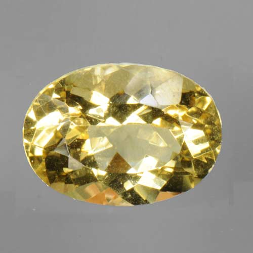 Yellow Beryl 5.69 ct