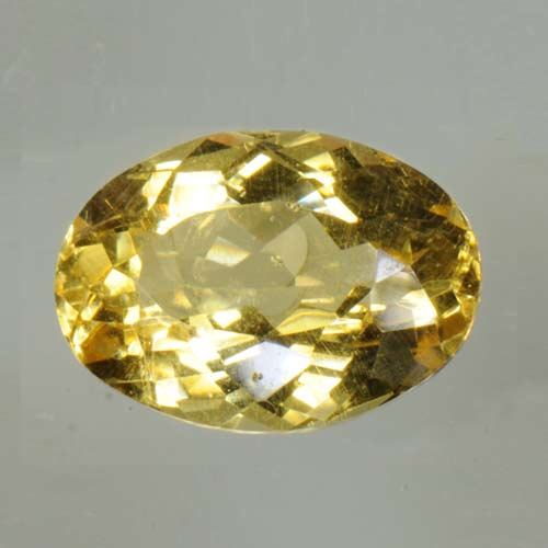 Yellow Beryl 6.0 ct