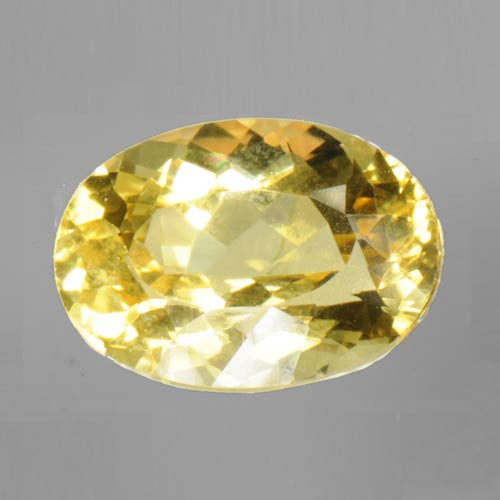 Yellow Beryl 6.15 ct