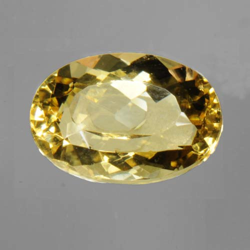 Yellow Beryl 6.71 ct
