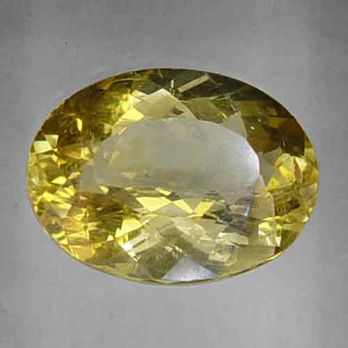 Yellow Beryl 8.24 ct
