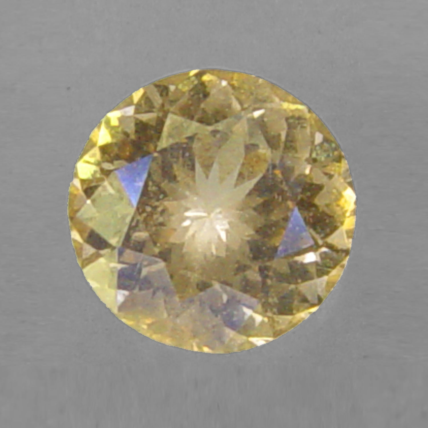 Golden Hessonite Garnet 3.11 ct