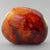 Mars Specimen - Carnelian Large Flat Bottom Display Stone