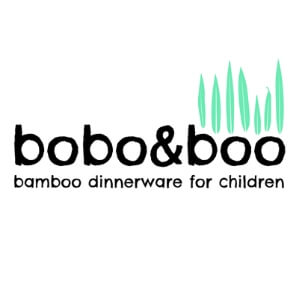 bobo&boo bamboo dinnerware for children