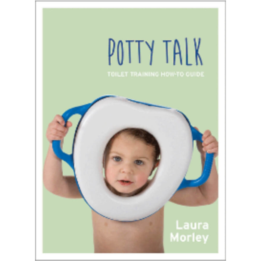Potty Talk - Potty Training How To Guide