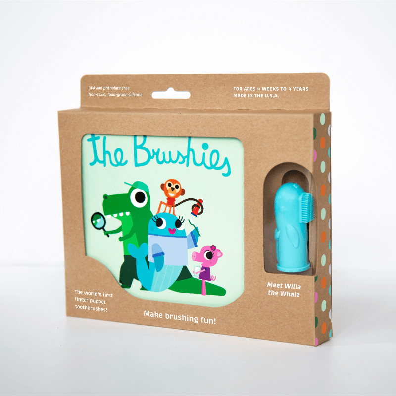 Brushie + The Brushies Book - Mums Toolbox