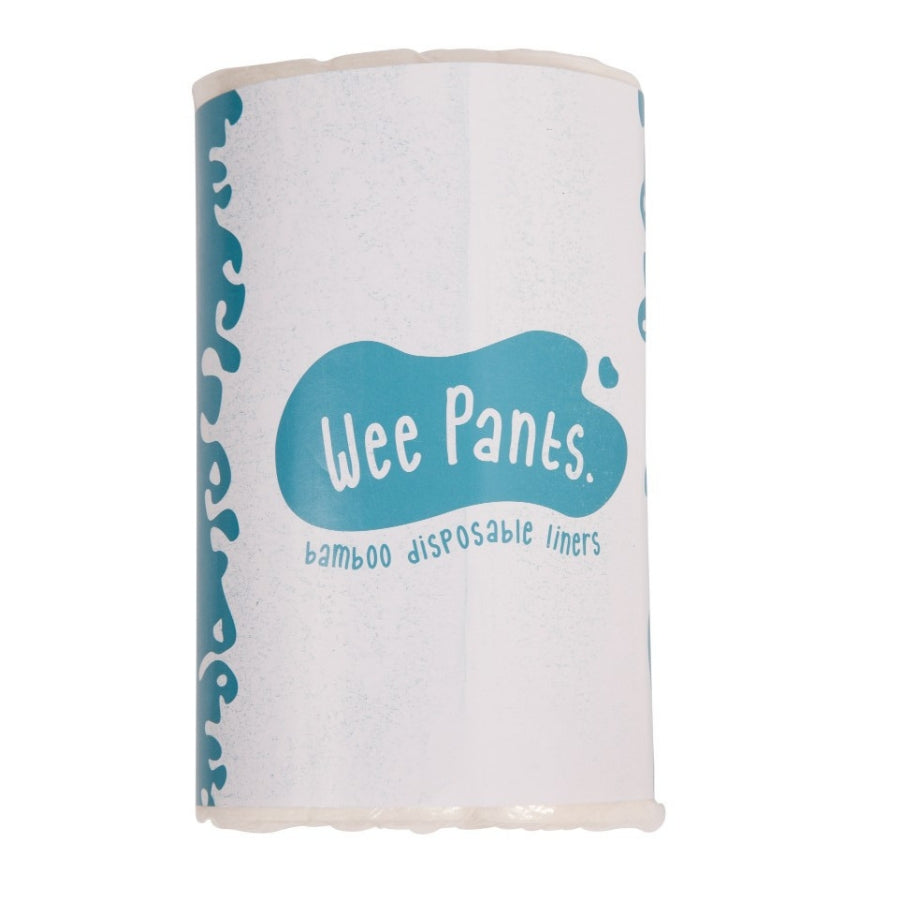 Bamboo Wee Pants Disposable Liners