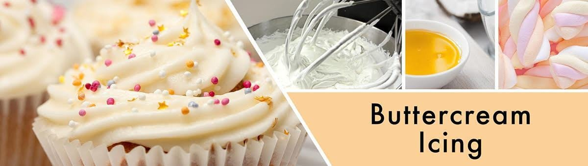 Buttercream Icing Fragrance