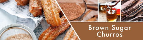 Brown Sugar Churros Fragrance