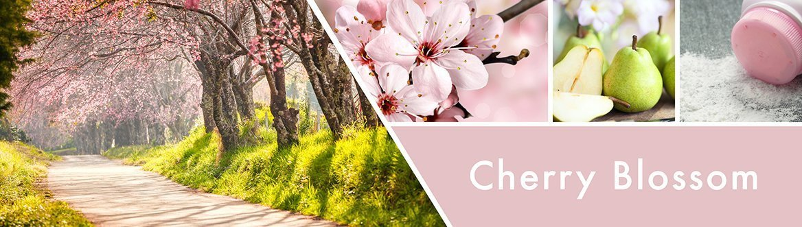 Cherry Blossom Fragrance