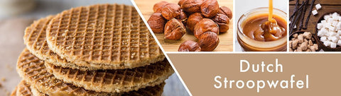 Dutch Stroopwafel Fragrance