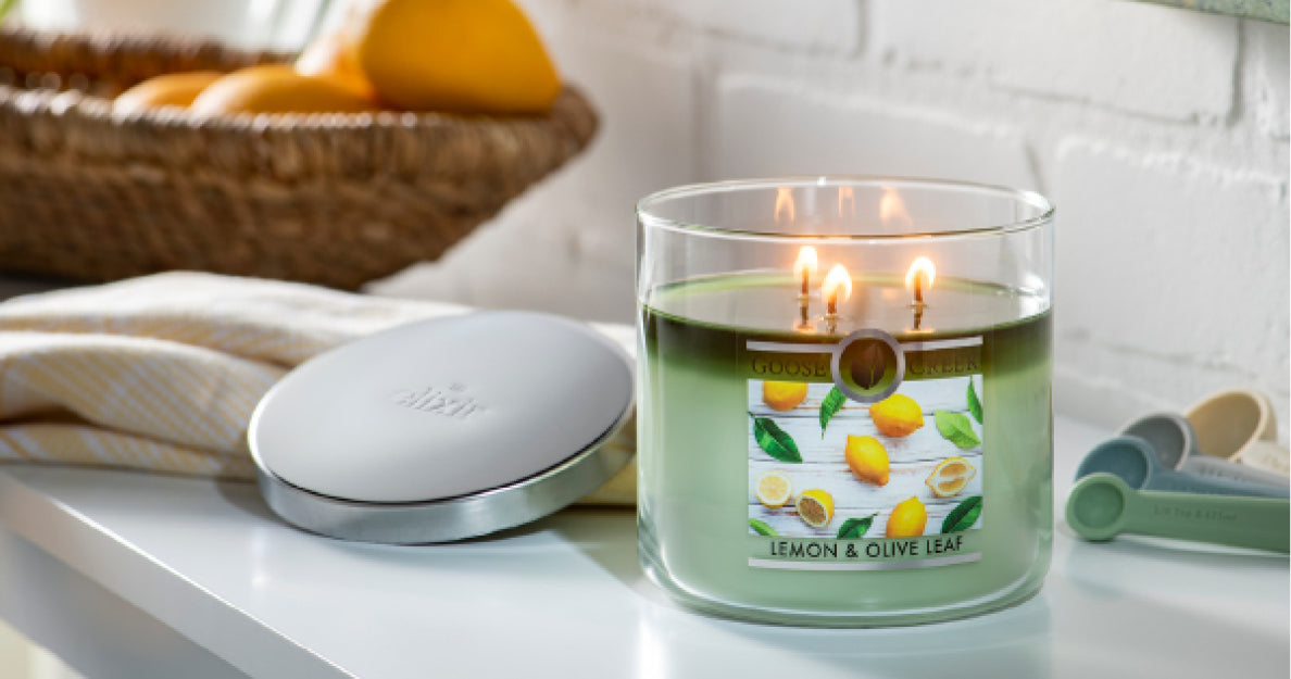 3-Wick Candles: 2x The Fragrance...it's our most fragrant collection ever! Experience unique aromas designed to flow throughout your entire home. Three wicks provide a clean and even burn with a hefty fragrance throw.