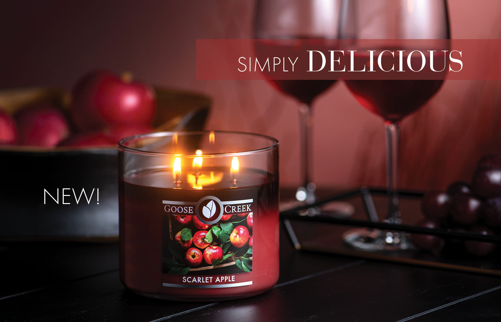 Goose Creek Candles – Premium Scented Candles & More