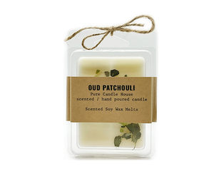 Oud Patchouli | Wax Melts