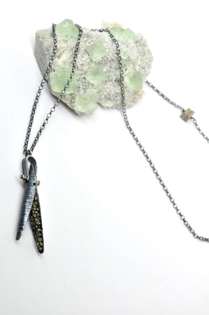 Pyrite | Hull Necklace