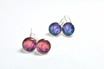 FRENZY & FROLIC. Leverback Earrings. - cameraSHY cove