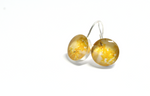 SPRING. Leverback Earrings. - cameraSHY cove