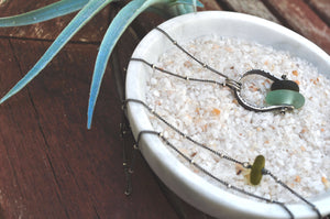 Sea glass | Axel Necklace