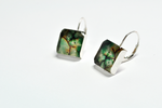TERRA. Leverback Earrings. - cameraSHY cove