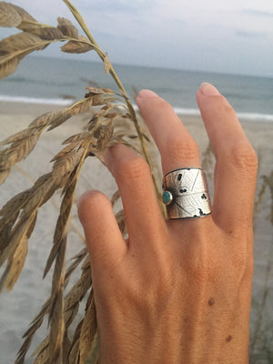 Hungry Caterpillar Ring - cameraSHY cove