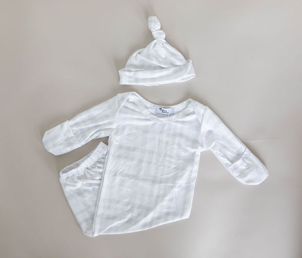 Finley Baby Gown