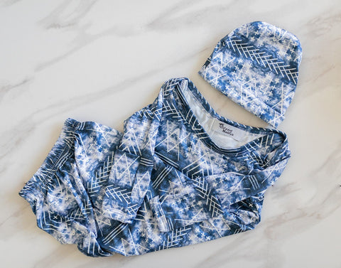 Asher Baby Gown