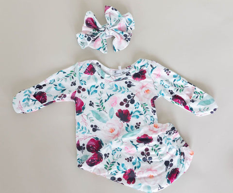 Brooke Baby Gown